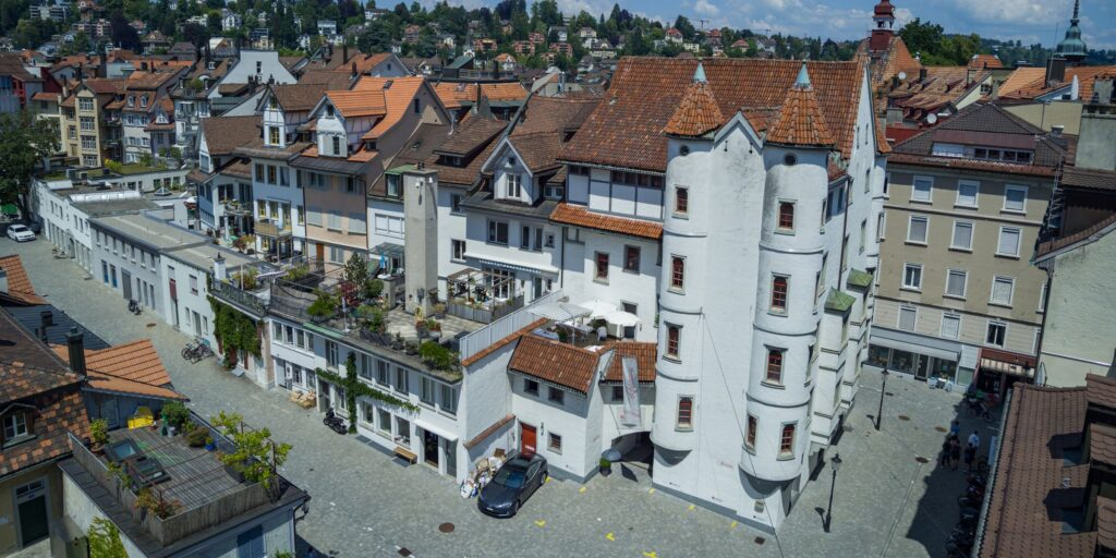 Gaststuben zum Schlössli, St.Gallen