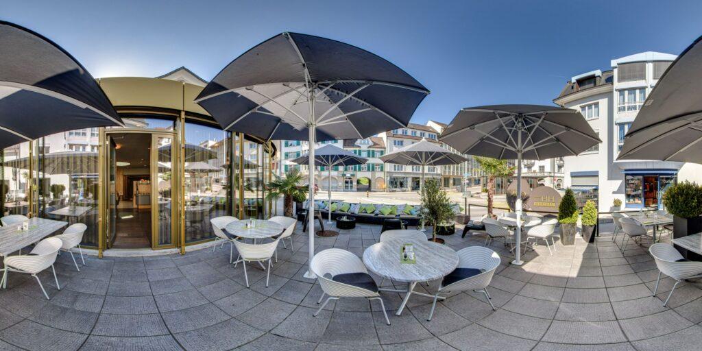 Hotel Herisau, Restaurant Moo
