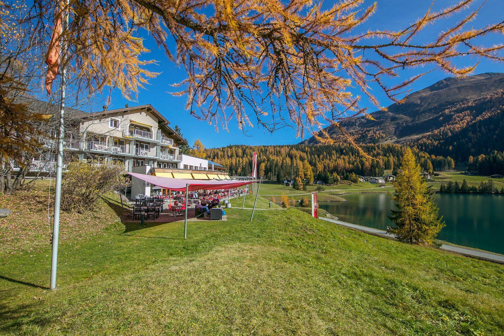 Hotel Seebüel Davos